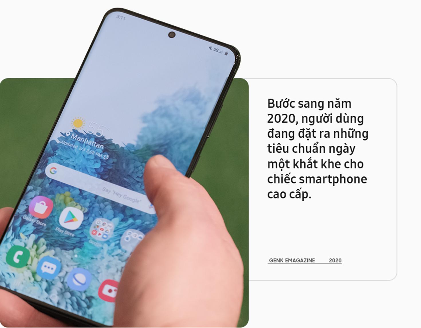 Sau 10 năm dẫn lối thành công, Galaxy S20 series sẽ đánh dấu kỷ nguyên mới của điện thoại - Ảnh 3.
