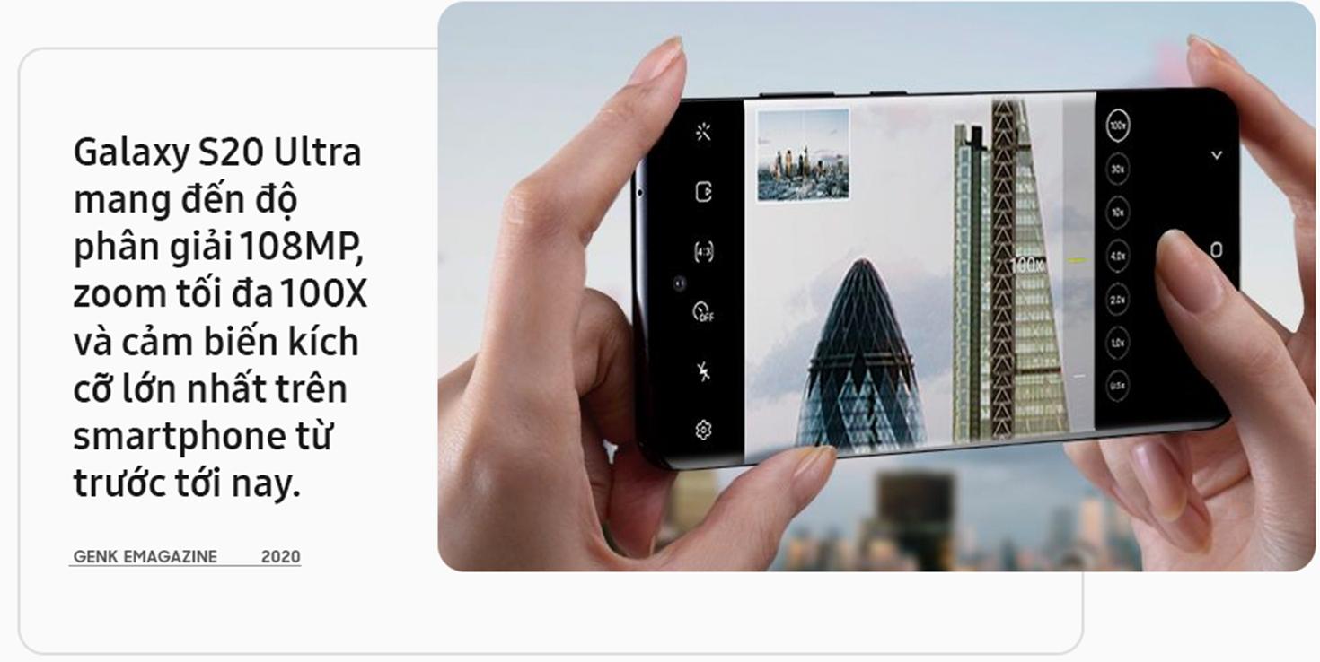 Sau 10 năm dẫn lối thành công, Galaxy S20 series sẽ đánh dấu kỷ nguyên mới của điện thoại - Ảnh 6.