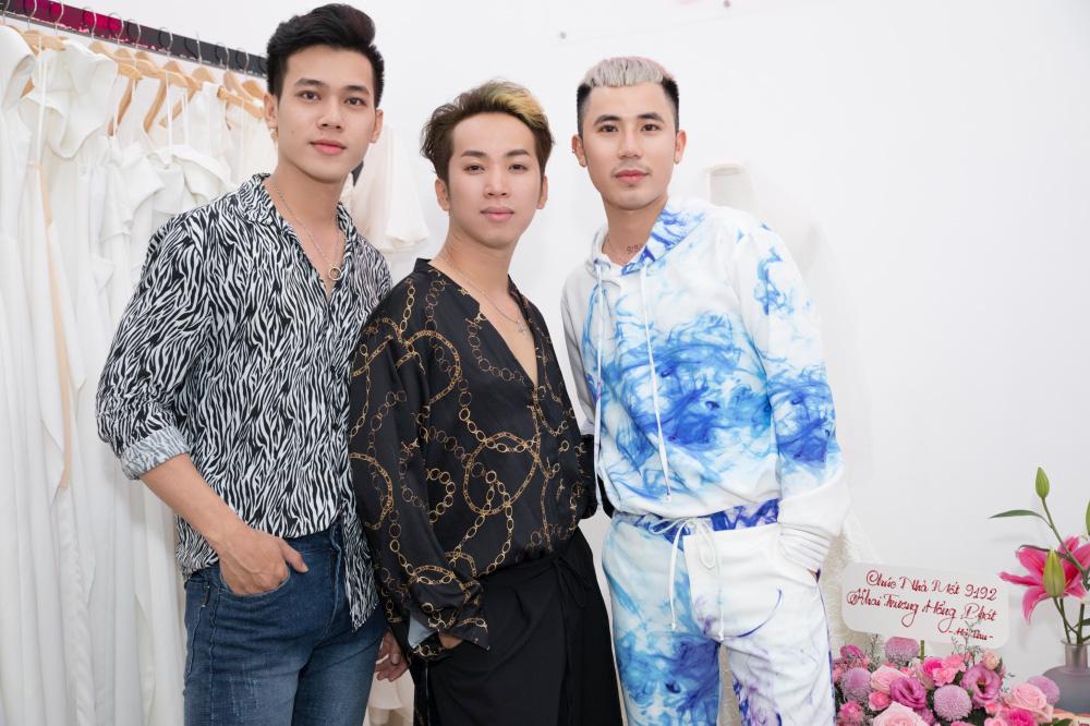 MC Liêu Hà Trinh, Á hậu Hà Thu dự tiệc khai trương Nhà mốt 9192 - Ảnh 5.