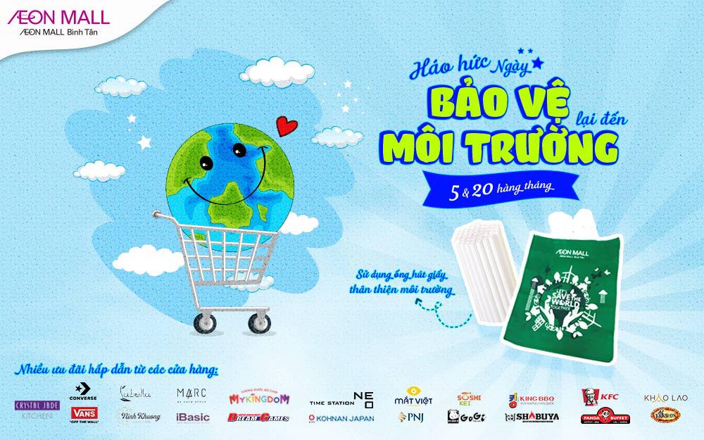 Đẩy lùi dịch bệnh - Mua sắm an toàn tại Aeon Mall Bình Tân - Ảnh 2.