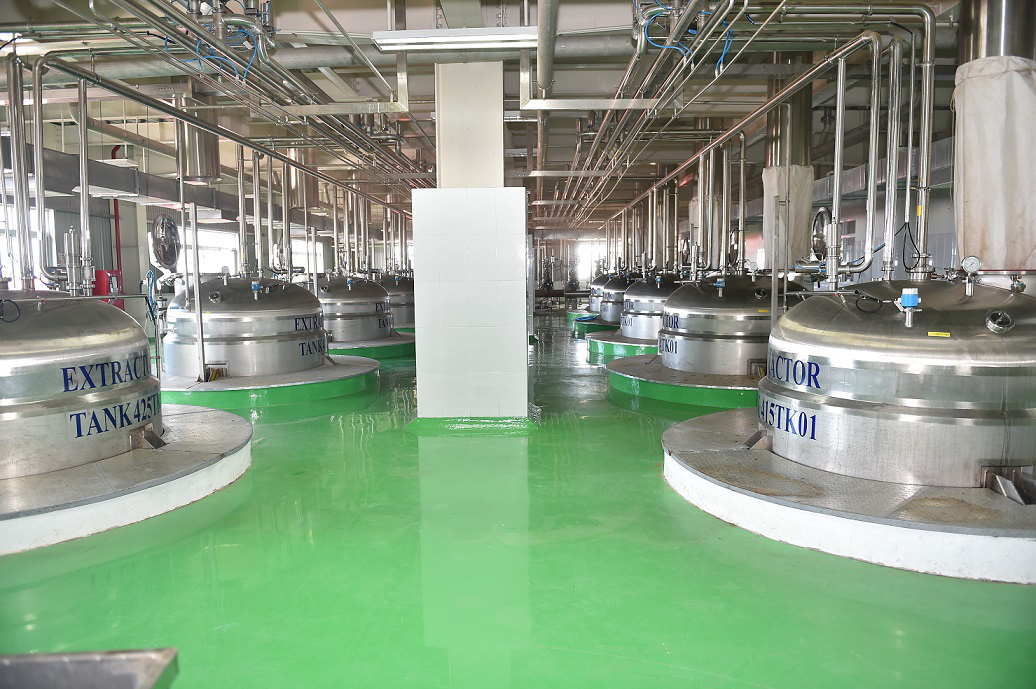 Khám phá quy trình sản xuất trà thảo mộc tốt cho sức khỏe trong mùa dịch - Ảnh 3.