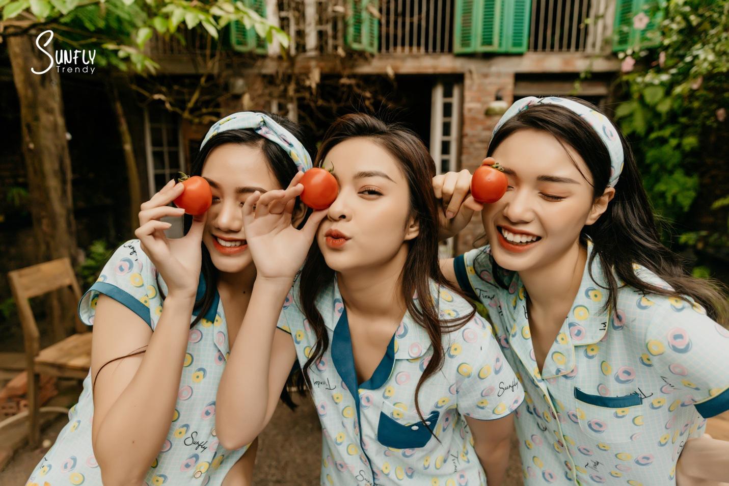 """Học ngay hội gái xinh đã """"rắc thính là phải dính"""" với thời trang mặc nhà Xuân - Hè 2020 - Ảnh 1."""