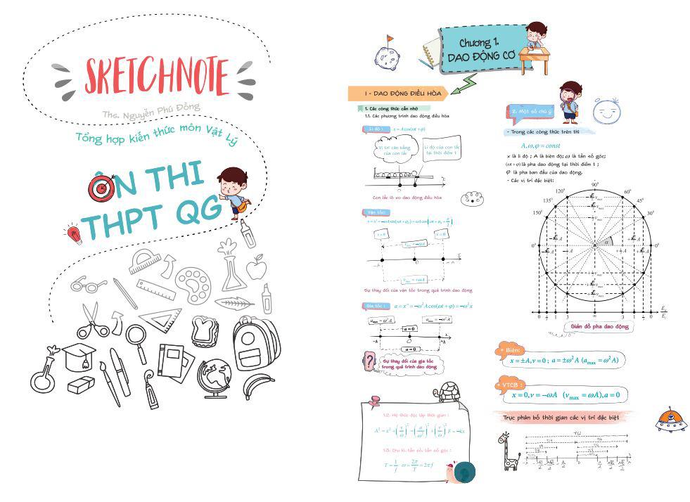 """Điểm 9, 10 trong tầm tay cùng bộ sách """"Sketch Test - Luyện đề THPTQG 2020"""" - Ảnh 2."""