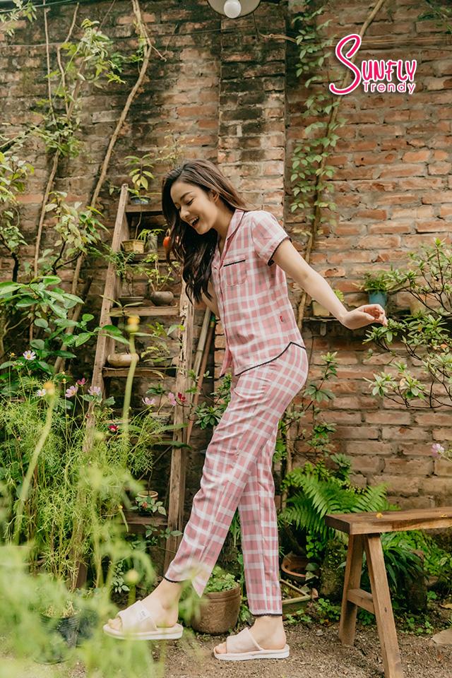"""Học ngay hội gái xinh đã """"rắc thính là phải dính"""" với thời trang mặc nhà Xuân - Hè 2020 - Ảnh 4."""