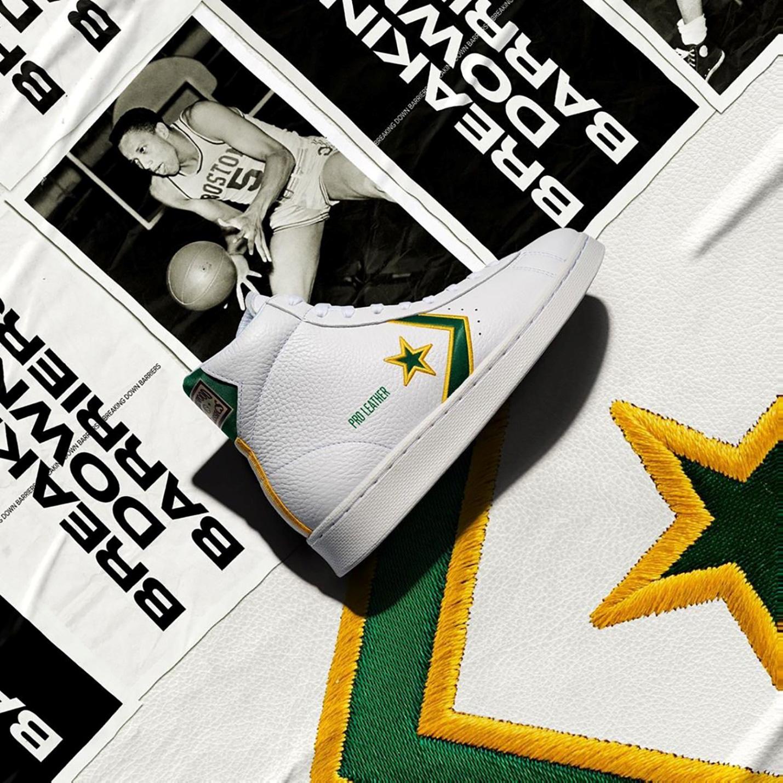 Converse và câu chuyện vinh danh những nhân vật huyền thoại của mùa giải NBA - Ảnh 4.
