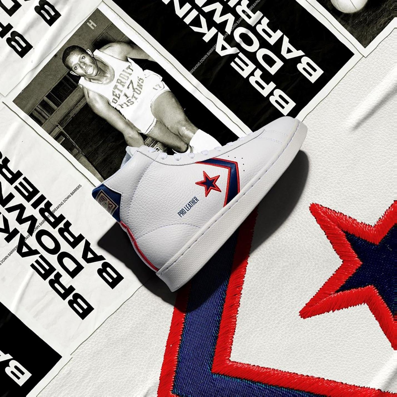 Converse và câu chuyện vinh danh những nhân vật huyền thoại của mùa giải NBA - Ảnh 5.