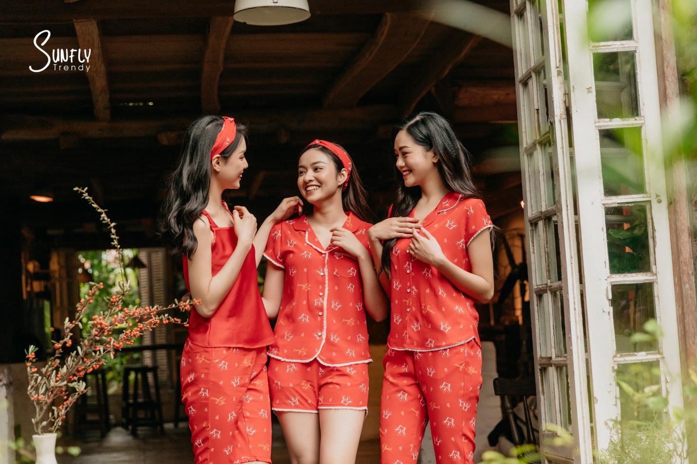 """Học ngay hội gái xinh đã """"rắc thính là phải dính"""" với thời trang mặc nhà Xuân - Hè 2020 - Ảnh 6."""