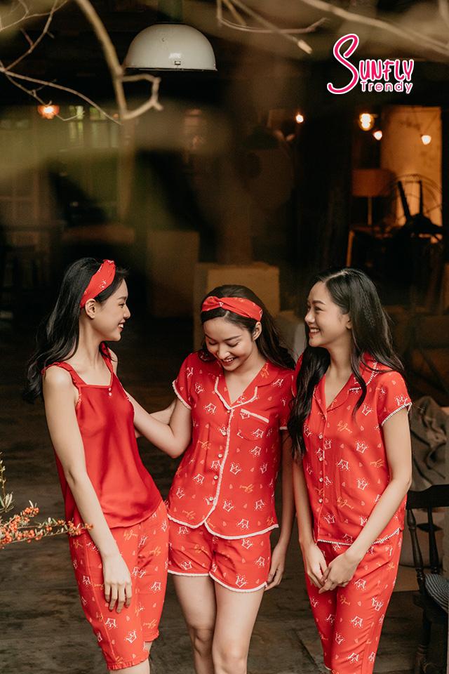 """Học ngay hội gái xinh đã """"rắc thính là phải dính"""" với thời trang mặc nhà Xuân - Hè 2020 - Ảnh 7."""