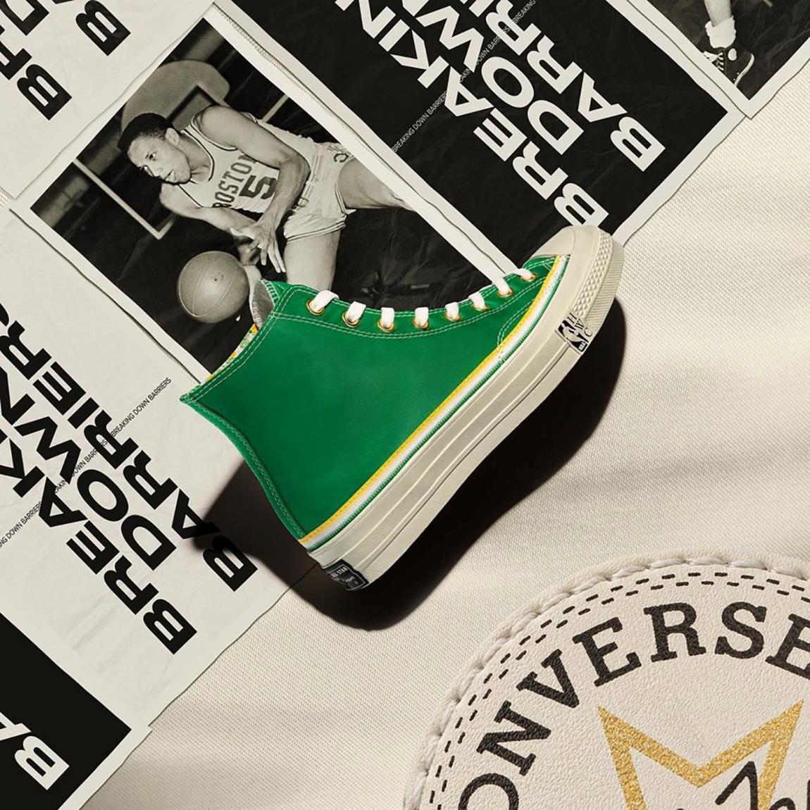 Converse và câu chuyện vinh danh những nhân vật huyền thoại của mùa giải NBA - Ảnh 7.