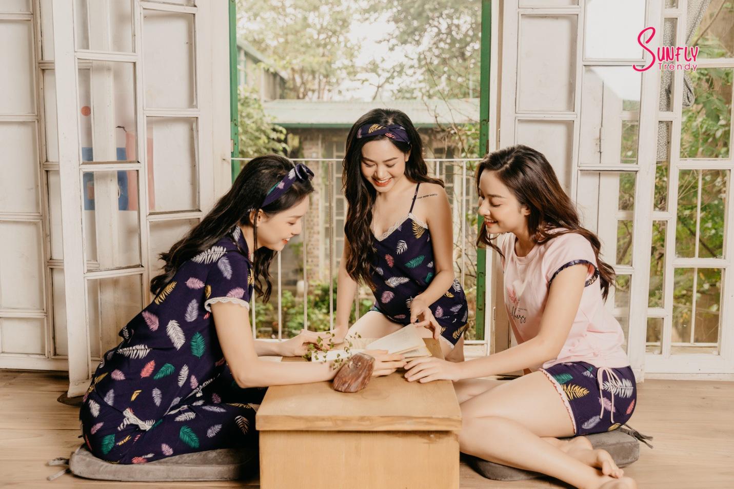 """Học ngay hội gái xinh đã """"rắc thính là phải dính"""" với thời trang mặc nhà Xuân - Hè 2020 - Ảnh 8."""