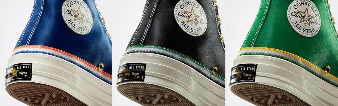 Converse và câu chuyện vinh danh những nhân vật huyền thoại của mùa giải NBA - Ảnh 8.