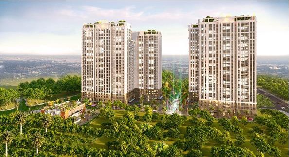 Nhà Bè sắp lên quận, bất động sản trong khu vực hưởng lợi lớn - Ảnh 1.