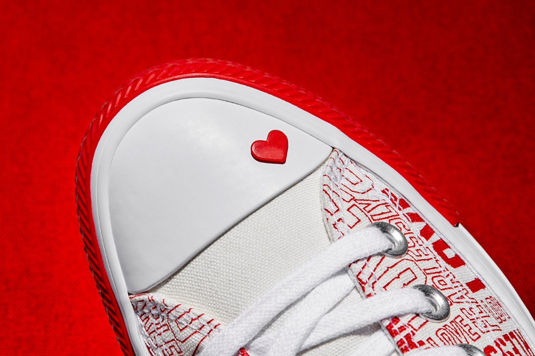 "Kelbin Lei xuất hiện trong chiến dịch kêu gọi ""Love Yourself First"" của Converse - Ảnh 2."