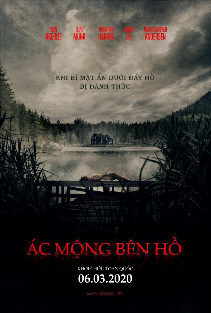 """""""Ác mộng bên hồ"""" – đang mùa Cô Vy, du lịch tới Na Uy tìm cô kinh dị - Ảnh 1."""