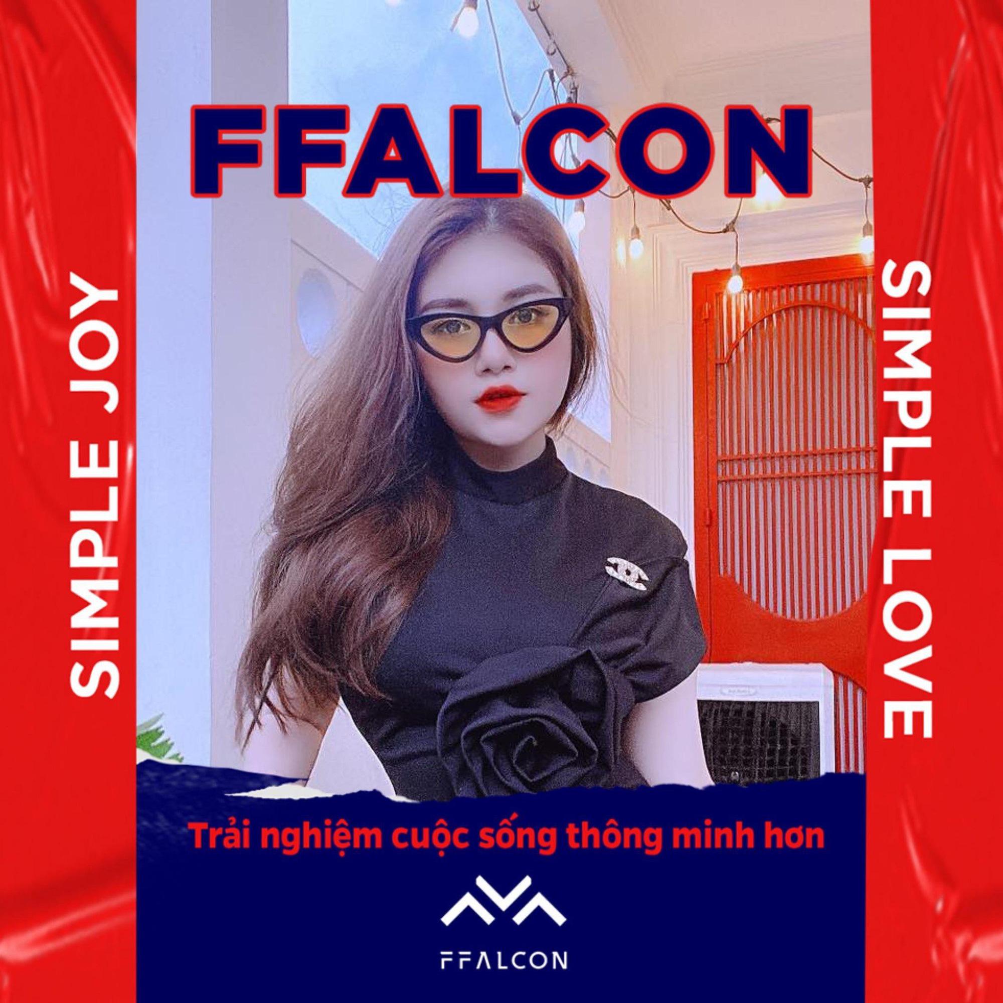 """Không cần ra đường bạn vẫn có thể lên ảnh bìa tạp chí với cuộc thi """"The FFalcon Face - Ảnh 1."""