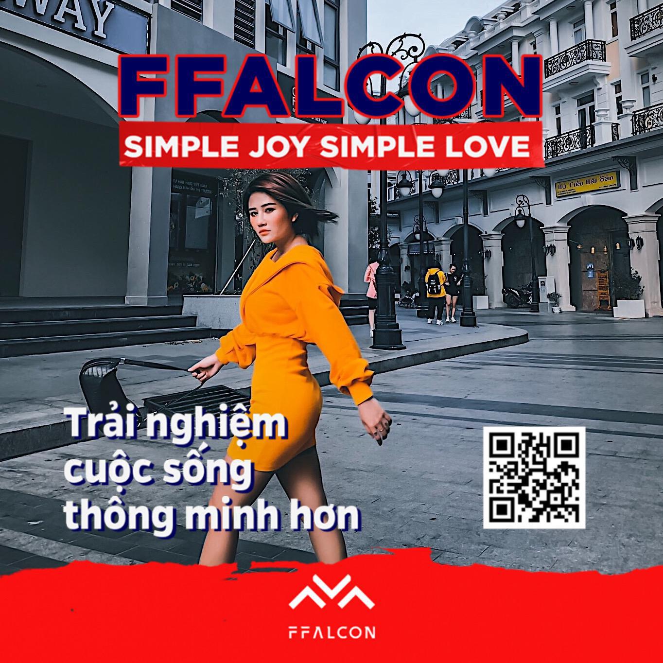 """Không cần ra đường bạn vẫn có thể lên ảnh bìa tạp chí với cuộc thi """"The FFalcon Face - Ảnh 2."""