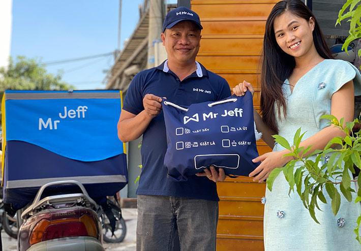 Mr Jeff - ứng dụng giặt là thông minh thời công nghệ 4.0 - Ảnh 3.