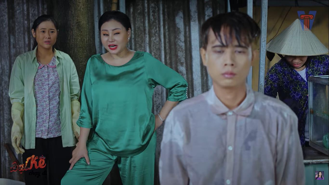 """Đại kê chạy đi của Hồng Vân tiếp tục hút """"triệu view"""", lọt bảng xếp hạng thịnh hành - Ảnh 6."""