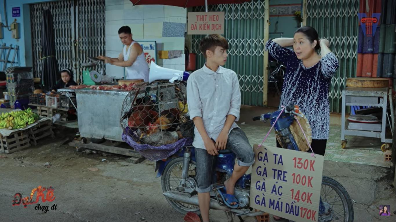 """Đại kê chạy đi của Hồng Vân tiếp tục hút """"triệu view"""", lọt bảng xếp hạng thịnh hành - Ảnh 7."""