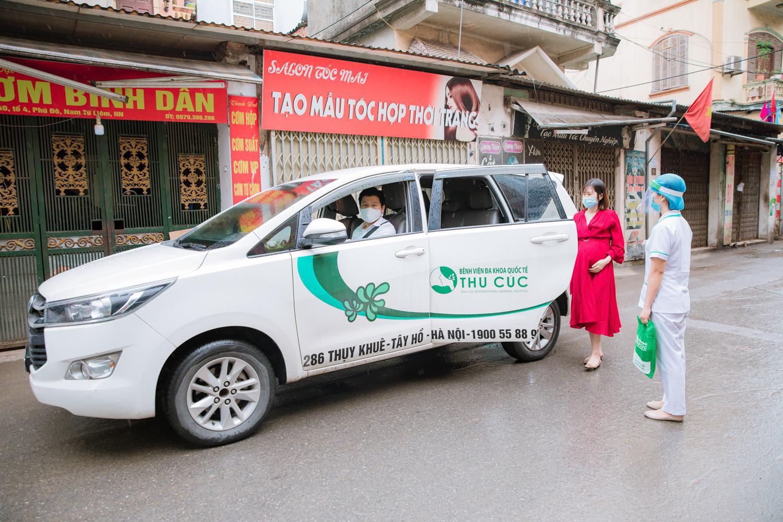 Bệnh viện ĐKQT Thu Cúc tư vấn khám chữa bệnh online miễn phí, sản phụ được hỗ trợ chi phí sinh con và hỗ trợ xe đưa đón - Ảnh 2.