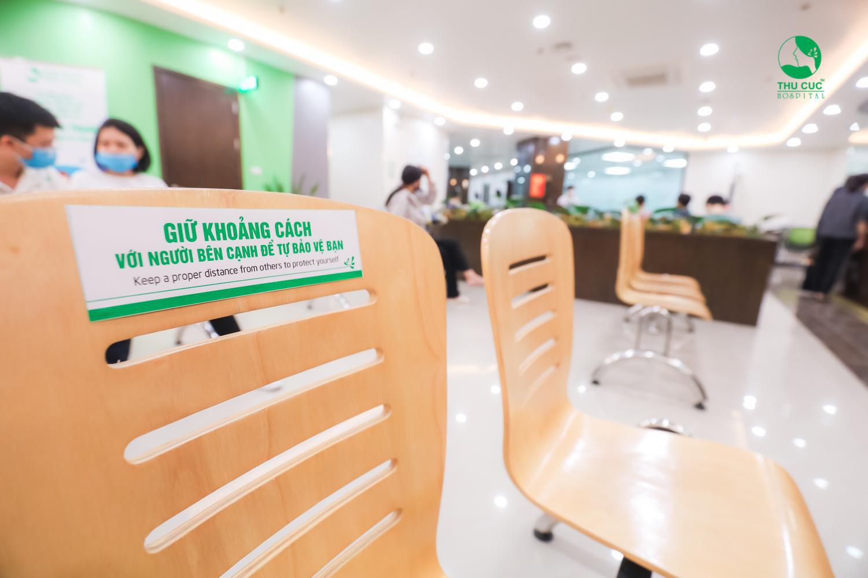 Bệnh viện ĐKQT Thu Cúc tư vấn khám chữa bệnh online miễn phí, sản phụ được hỗ trợ chi phí sinh con và hỗ trợ xe đưa đón - Ảnh 4.