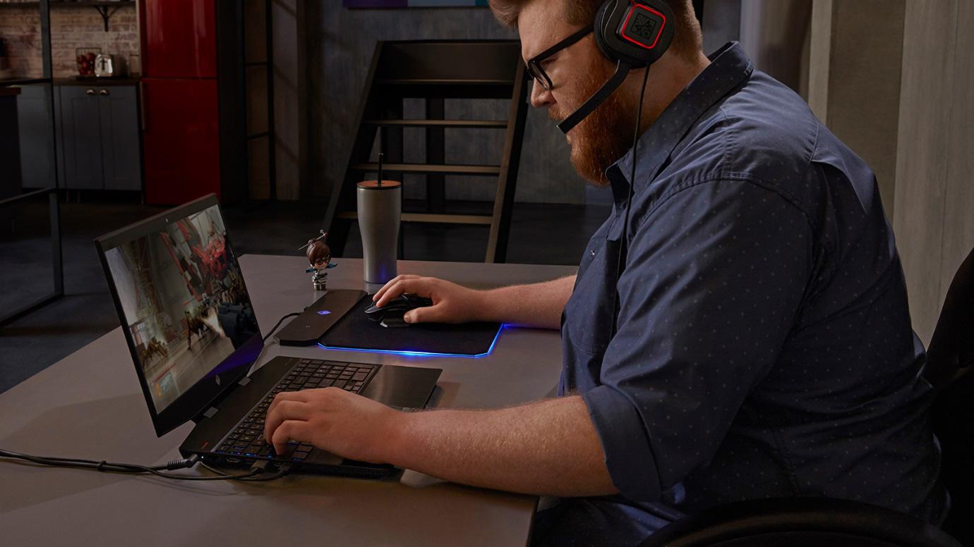 HP OMEN 15 2019 - Chiến binh Omen đầu tiên của HP tấn công thị trường laptop gaming Việt Nam! - Ảnh 7.