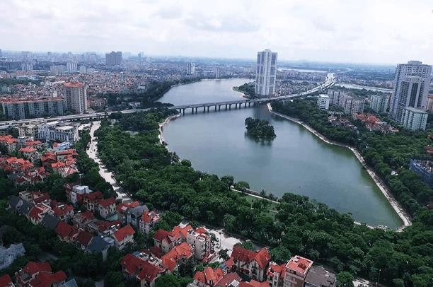 Thị trường BĐS quận Hoàng Mai: Thiếu nguồn cung căn hộ mới - Ảnh 1.
