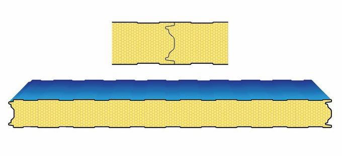 """Panel cách nhiệt – """"vật liệu xanh"""" trong xây lắp kho lạnh - Ảnh 2."""