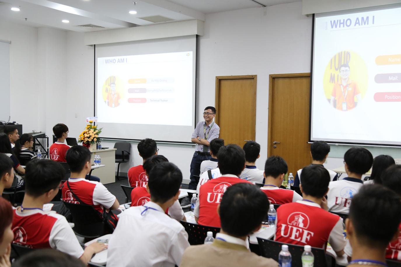 Đón bắt xu hướng nghề nghiệp thời 4.0 với ngành Khoa học dữ liệu tại UEF - Ảnh 1.