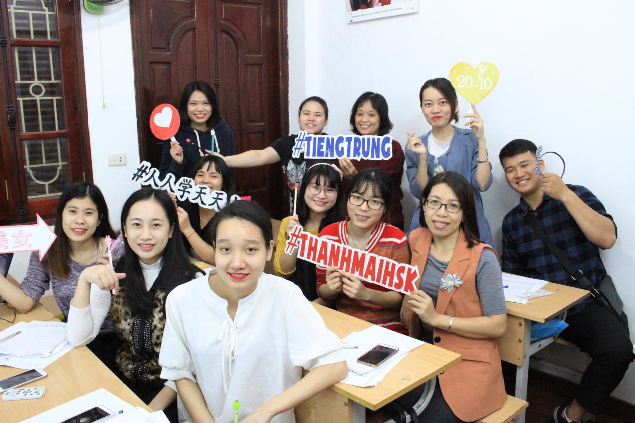 """Tiếng Trung """"nhúng"""" - phương pháp học mới tò mò với người đam mê ngôn ngữ Trung Quốc - Ảnh 3."""