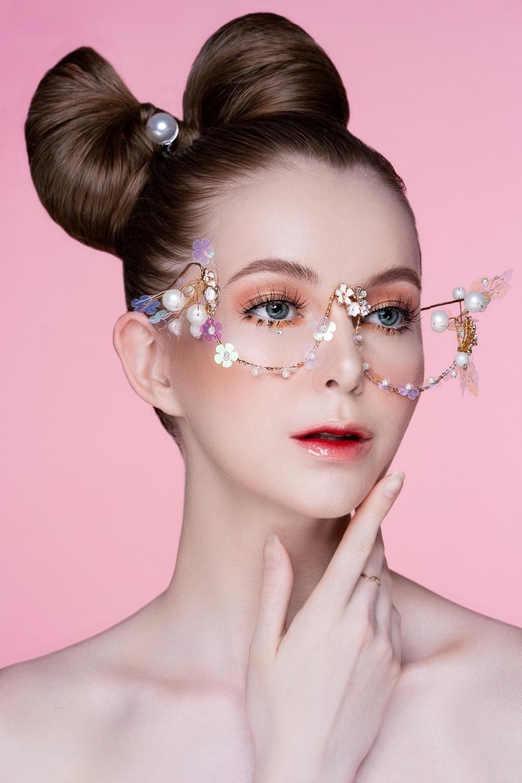 Louis Ayumi – phù thủy makeup nâng tầm vẻ đẹp Việt - Ảnh 4.