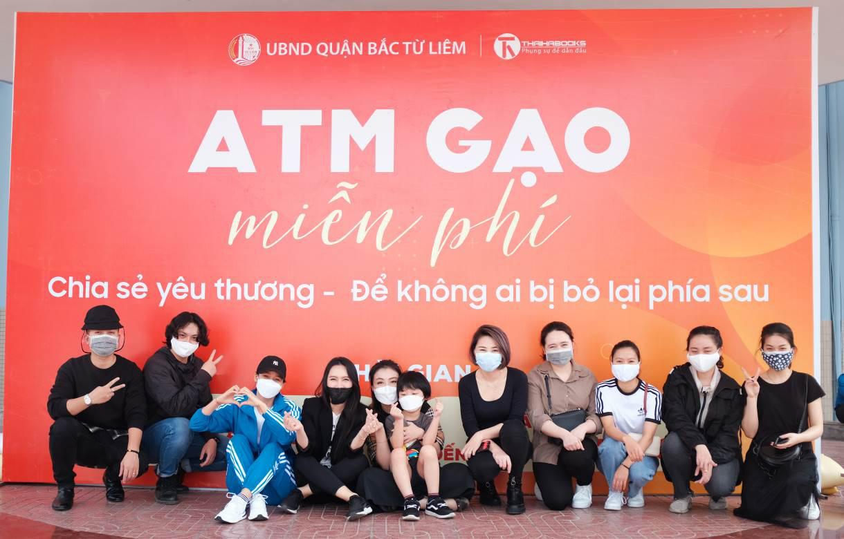 Bé lai Hàn 5 tuổi ủng hộ ATM gạo – 2 chữ đồng bào ấm lên giữa tâm dịch Covid-19 - Ảnh 6.
