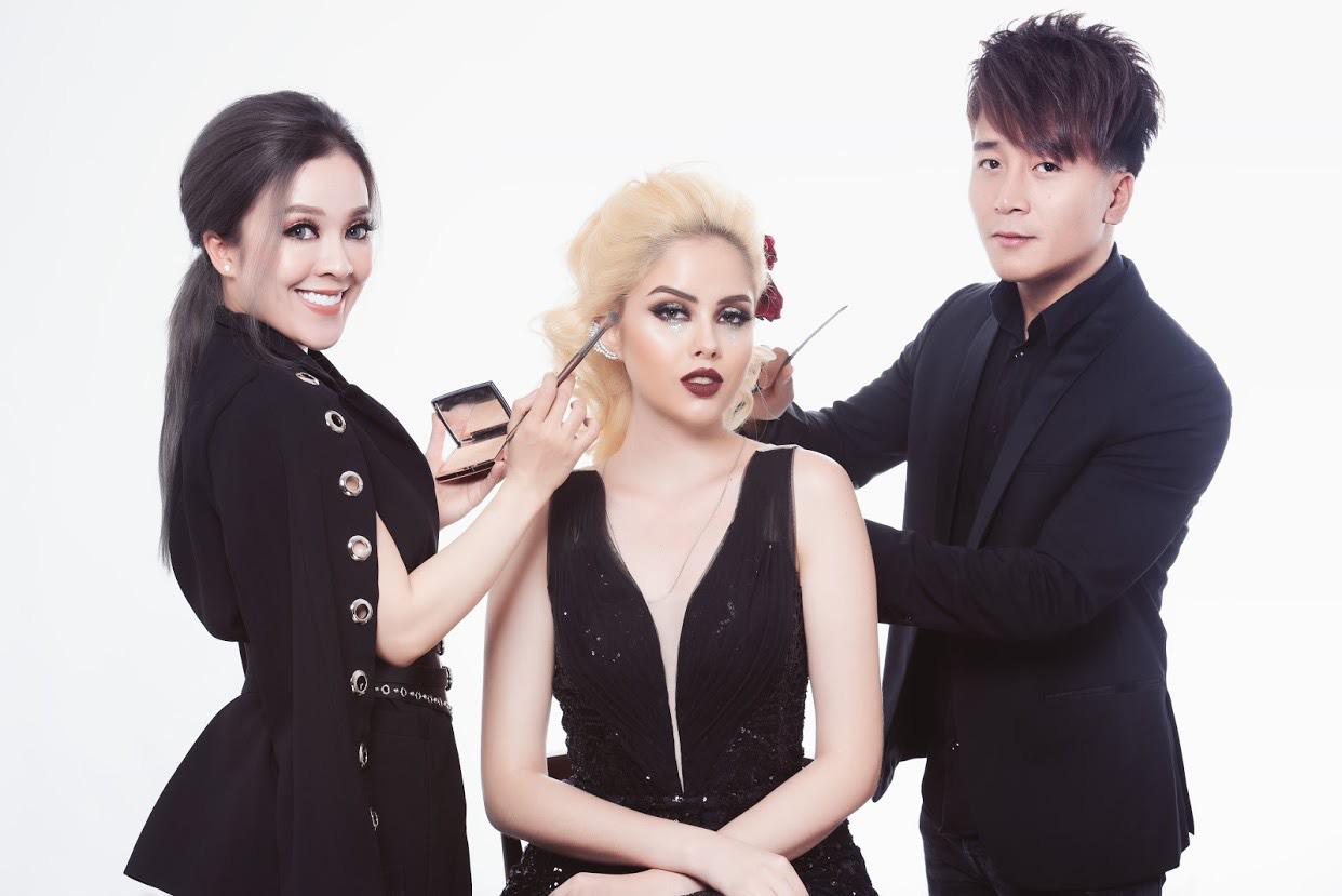 Louis Ayumi – phù thủy makeup nâng tầm vẻ đẹp Việt - Ảnh 6.