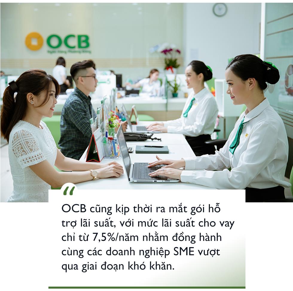 """Chỉ một """"cú nhấp chuột"""" OCB SME E-lending sẽ giúp khách hàng SME tiếp cận vốn vay trực tiếp từ ngân hàng - Ảnh 5."""