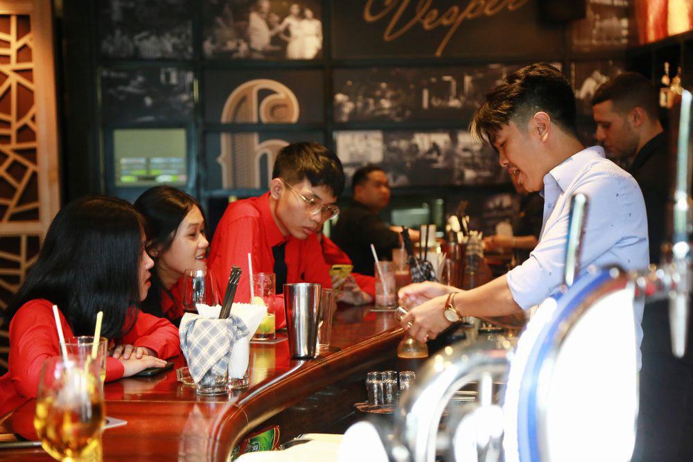 Nhiều ưu điểm khi học Quản trị nhà hàng và dịch vụ ăn uống tại UEF - Ảnh 5.