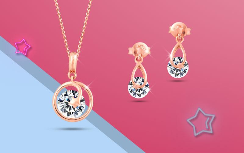"""DOJI ra mắt bộ sưu tập """"Lucky Star"""", bán trang sức online với ưu đãi khủng - Ảnh 1."""