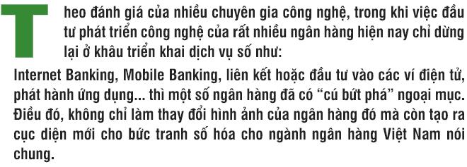 Xu hướng ngân hàng số và sự đi đầu về mở rộng ứng dụng tại OCB - Ảnh 1.