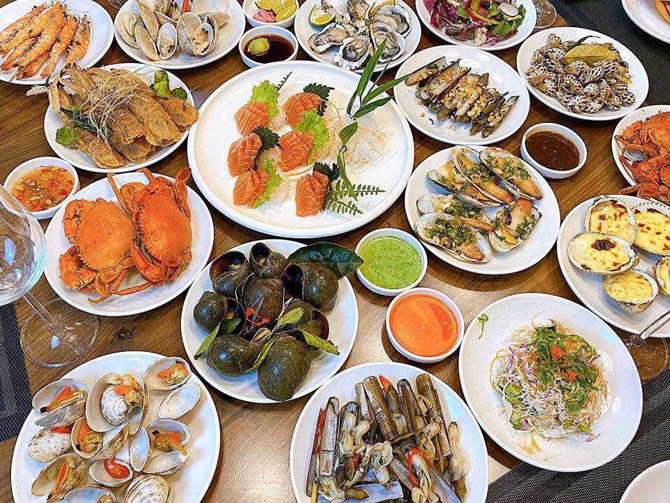 Điểm danh 4 món siêu hot trong buffet hải sản, hết cách ly rồi đi ăn ngay cho bõ thèm! - Ảnh 4.