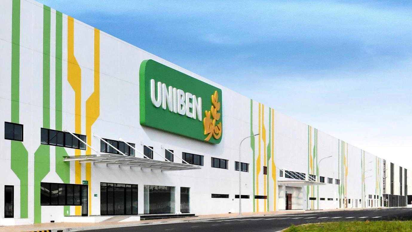 Cung cấp trên 2.5 tỷ đơn vị sản phẩm mỗi năm: Uniben đảm bảo cung ứng cả chất lẫn lượng - Ảnh 1.