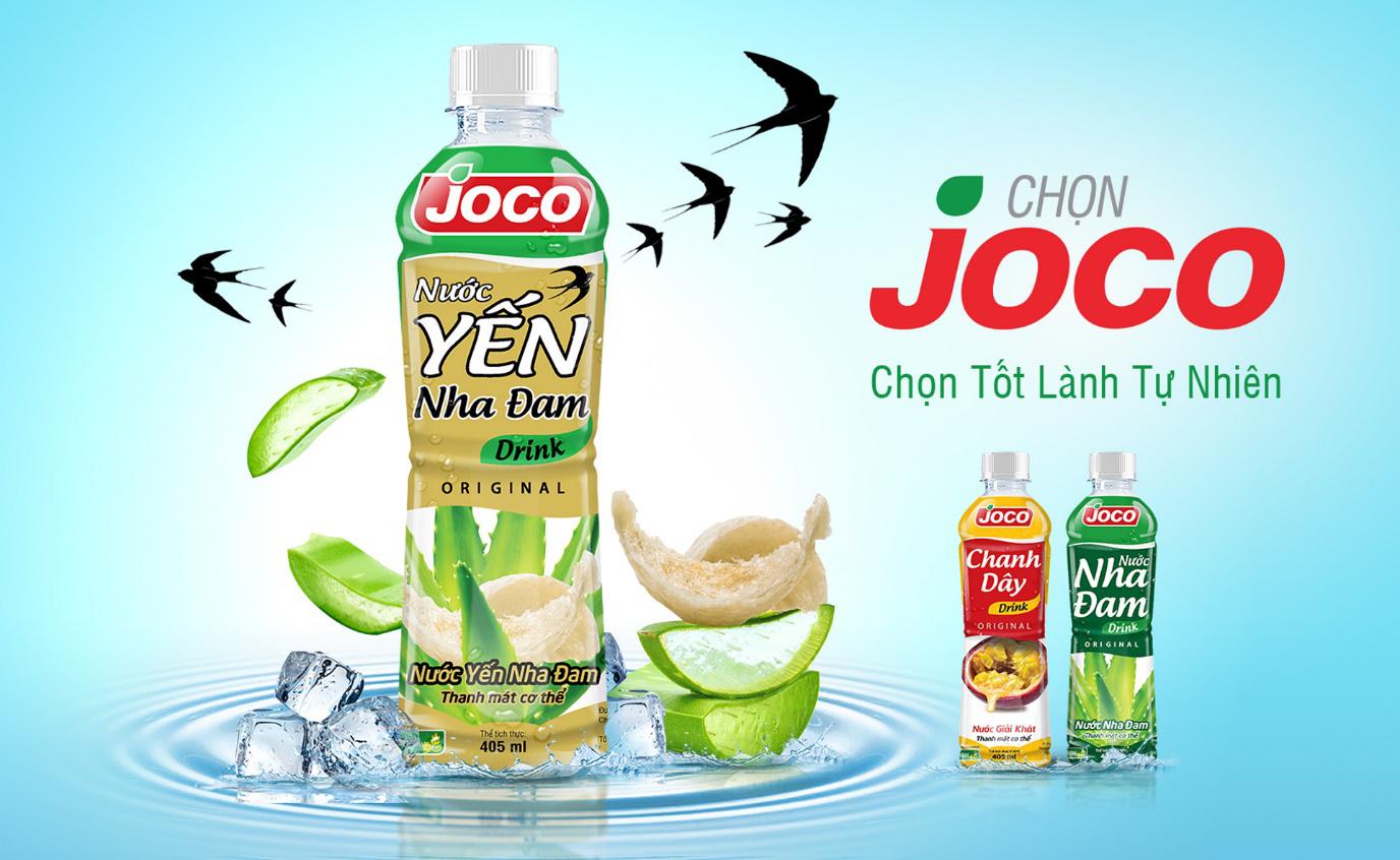 Nước trái cây JOCO - Tăng cường đề kháng với thành phần trái cây tươi - Ảnh 3.