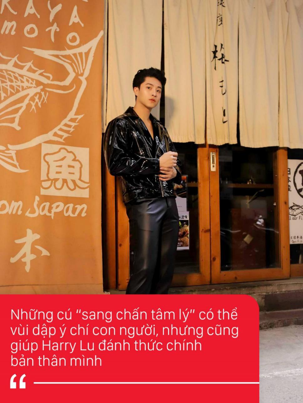 """Harry Lu: """"Dừng lại để quan tâm đúng và đủ cho sức khỏe, đừng """"bước hụt"""" trong lo âu như mình!"""" - Ảnh 2."""