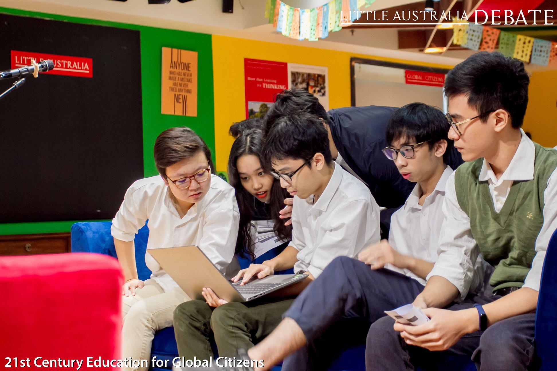 Swinburne kiến tạo nền móng cho các kỹ năng học tập và làm việc toàn cầu - Ảnh 2.