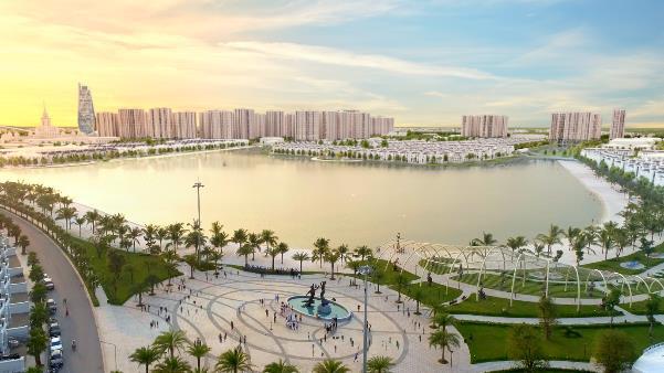"""Mở bán lần đầu tiên tòa tháp căn hộ """"trái tim"""" Vinhomes Ocean Park - Ảnh 2."""