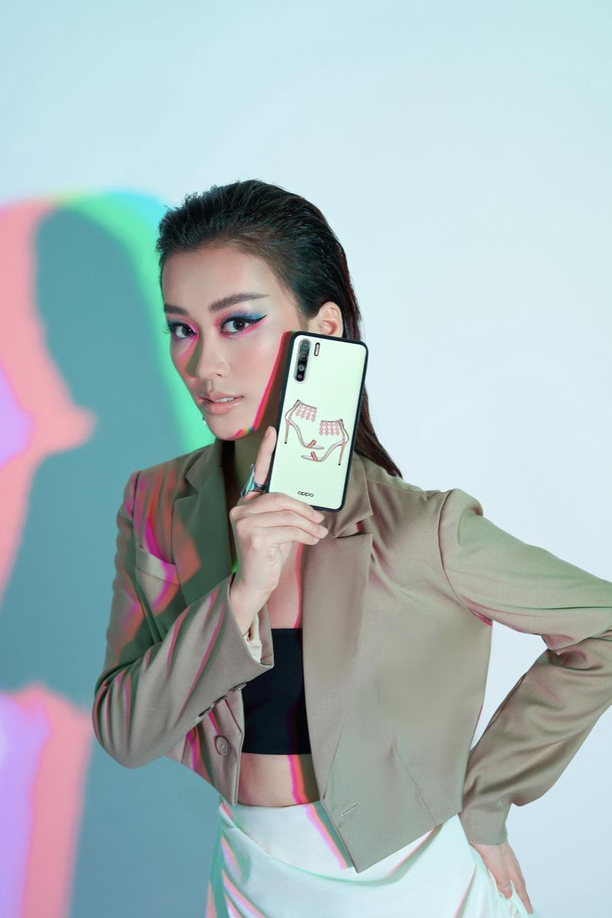 Hữu dụng trong mọi hoàn cảnh, lại nâng tầm phong cách của chính chủ, smartphone đẹp xứng đáng là vật bất ly thân của phái đẹp - Ảnh 3.