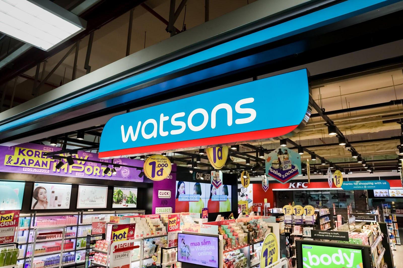 Watsons tung deal khủng chào đón cửa hàng thứ 2 tại Emart Gò Vấp - Ảnh 5.