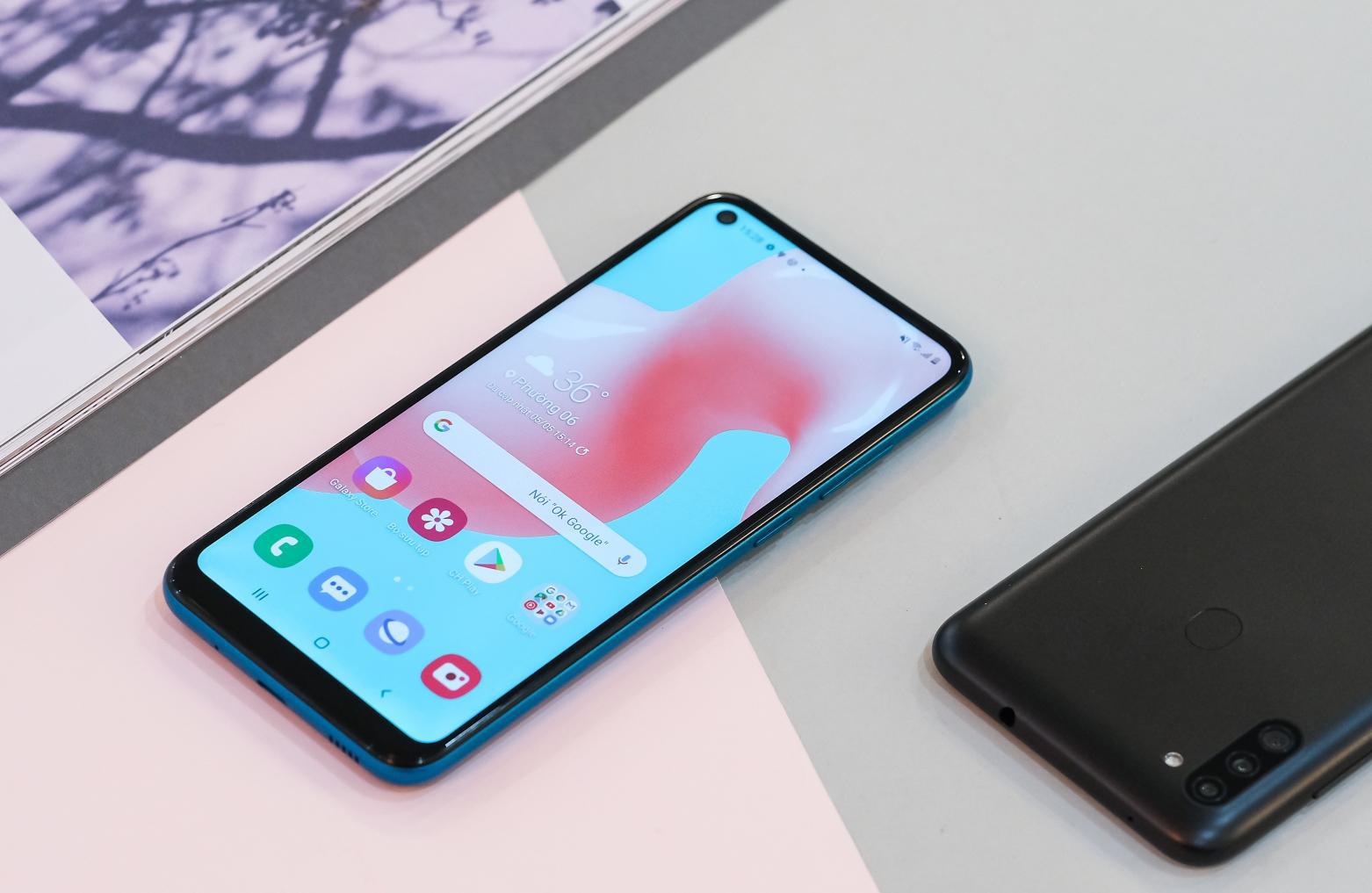 Đã qua thời smartphone giá hơn 3 triệu mà pin chỉ 2 - 3.000 mAh, Galaxy M11 có pin 5.000 mAh đây này - Ảnh 1.