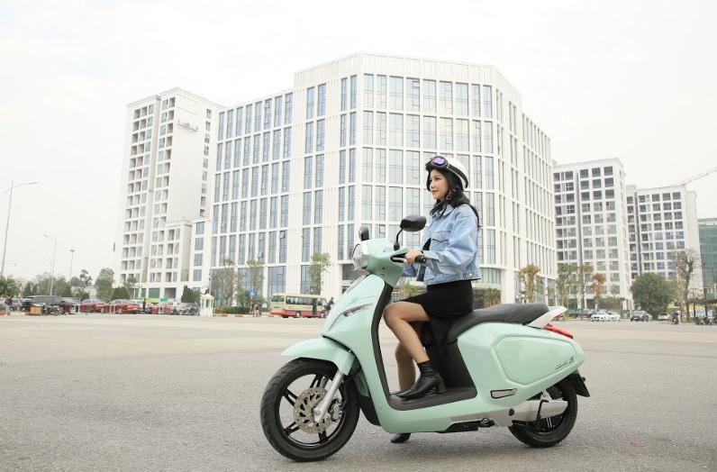 Xe máy điện thông minh - xu hướng tất yếu của giao thông đô thị - Ảnh 3.