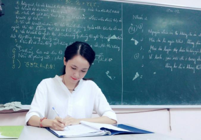 Những cô giáo xinh đẹp chia sẻ bí quyết học tiếng Nhật cực hay - Ảnh 5.
