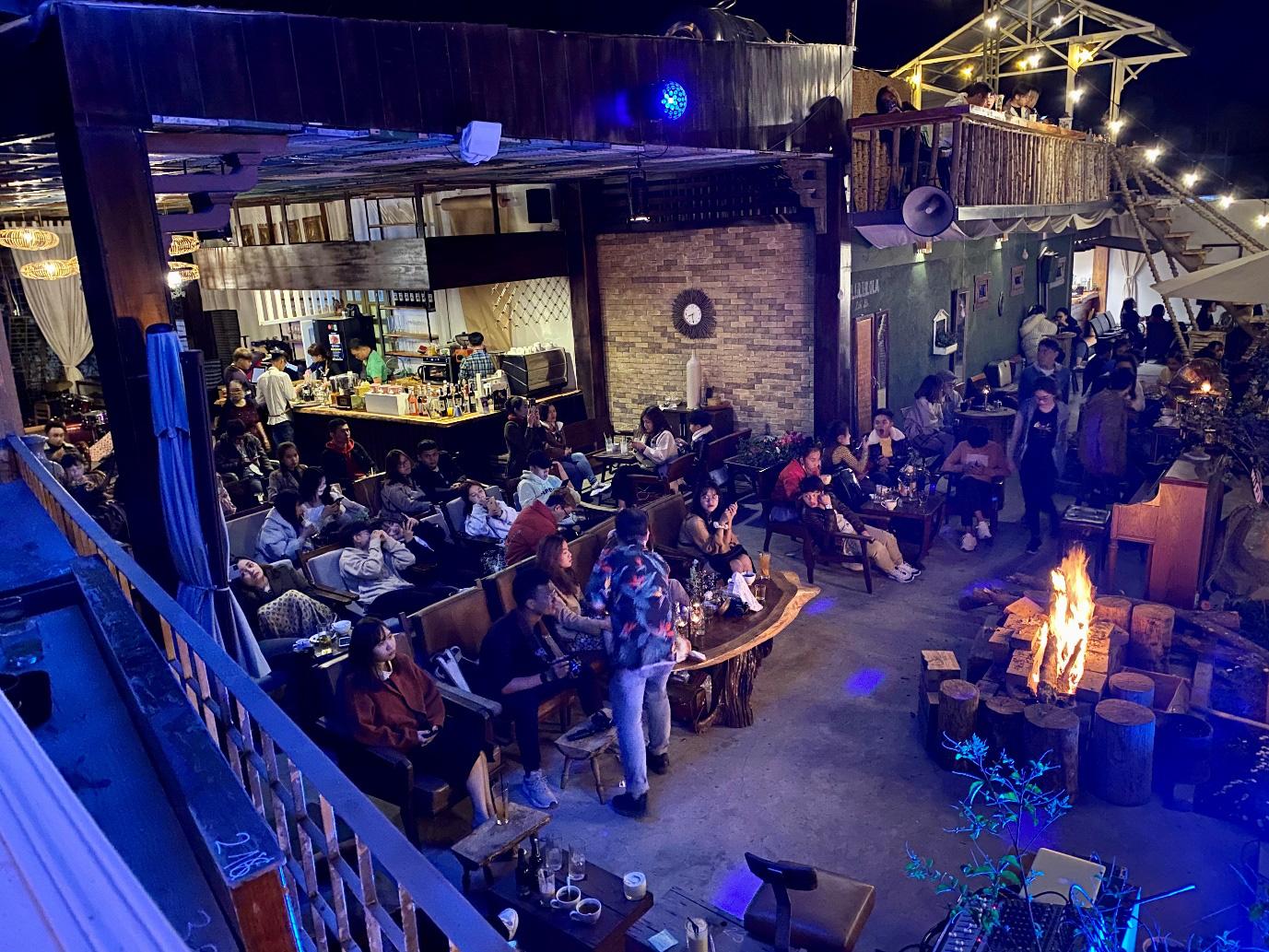 """Lululola Coffee+ cà phê acoustic với không gian """"Chill"""" tại Đà lạt - Ảnh 5."""