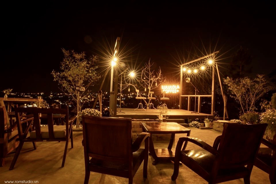 """Lululola Coffee+ cà phê acoustic với không gian """"Chill"""" tại Đà lạt - Ảnh 8."""